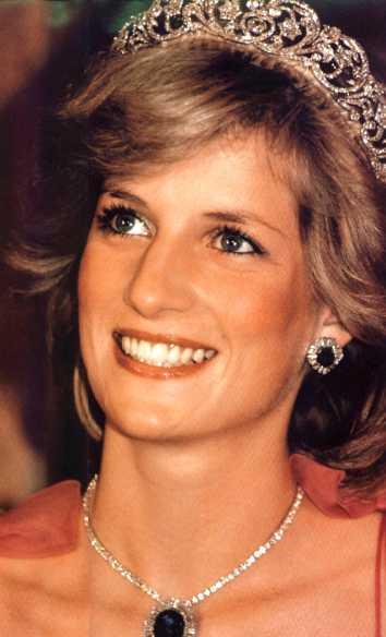 Diana, Princess of Wales by Nicholas Courtney  SC  1982